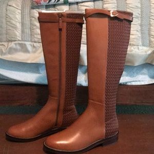 Brand New Cole Haan Lexi Grand Stretch Strap Boots